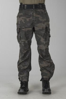Spodnie Brandit Royal Vintage Ciemne Moro