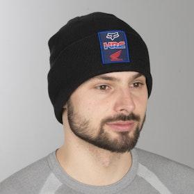 Fox Pit HRC Roll Hat Black
