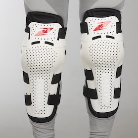 Zandona Jointed Knee Protection White