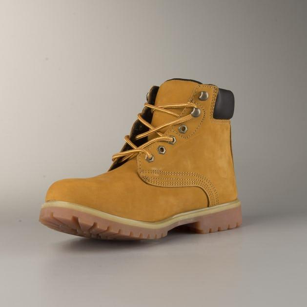 Brandit Kenyon Leather Shoes - Camel - Now 25% Savings - XLmoto.ie eba2560320