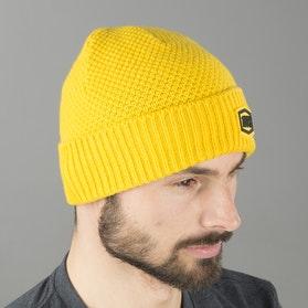 100% Capital Beanie Mustard