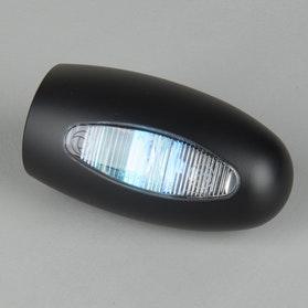 Obudowa Lampy Kellerman BL 1000 Czarna Alumimium