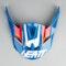 GPX 5.5 V10 #M-XXL Helmet Peak Blue-White