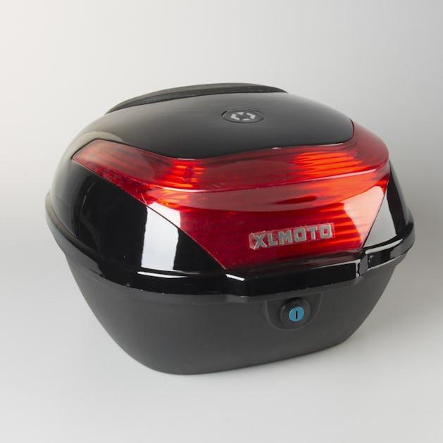 XLmoto 26L Top Case Black