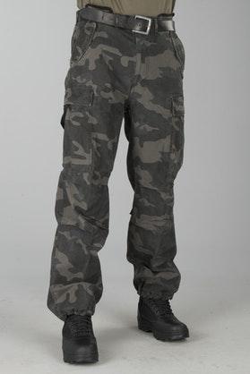 Spodnie Brandit M65 Vintage Ciemne Moro