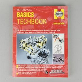 Manual Haynes Teknisk Grundbog Til Motorcykler