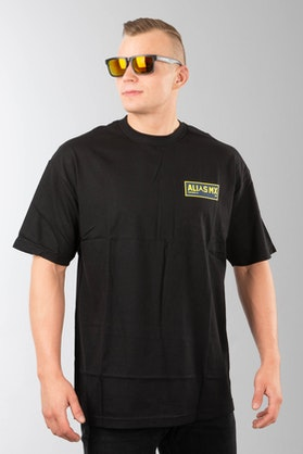 Alias Patch 2 T-Shirt Black
