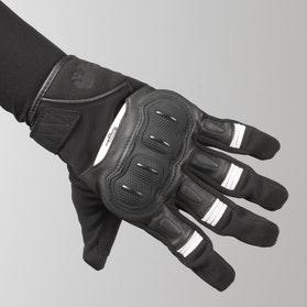 Rękawice Motocyklowe Furygan LOW Czarno-Białe