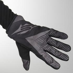 Rękawice Sweep MX3 Thin Czarno-Szare