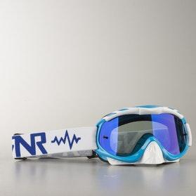 Crossové Brýle Rip 'n' Roll Hybrid Pacific Zrcadlové Brýle Modrá