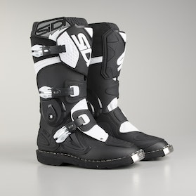 Sidi Flame - Black-White