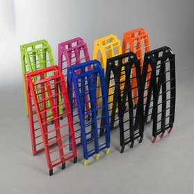 PROWORKS Foldable Loading Ramp 180x28 cm