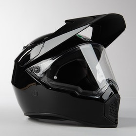 AGV AX9  Adventure Helmet Black