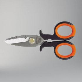 Nożyczki dla elektryków z funkcją rozwiercania Beta Tools
