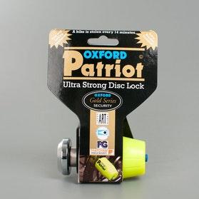 Blokada tarczy hamulcowej Oxford Patriot