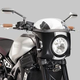 Owiewka Puig Yamaha XSR900 16'-17' Karbon/Przezroczysta