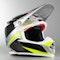 Kask Cross Bell Moto-9 Flex PC Replica Czarno-Zielony