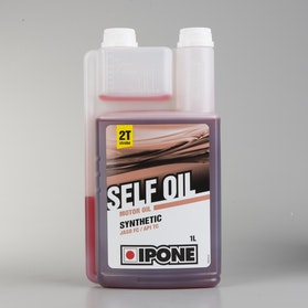 2-taktsolie Semisyntetisk Ipone 2T Self-Oil