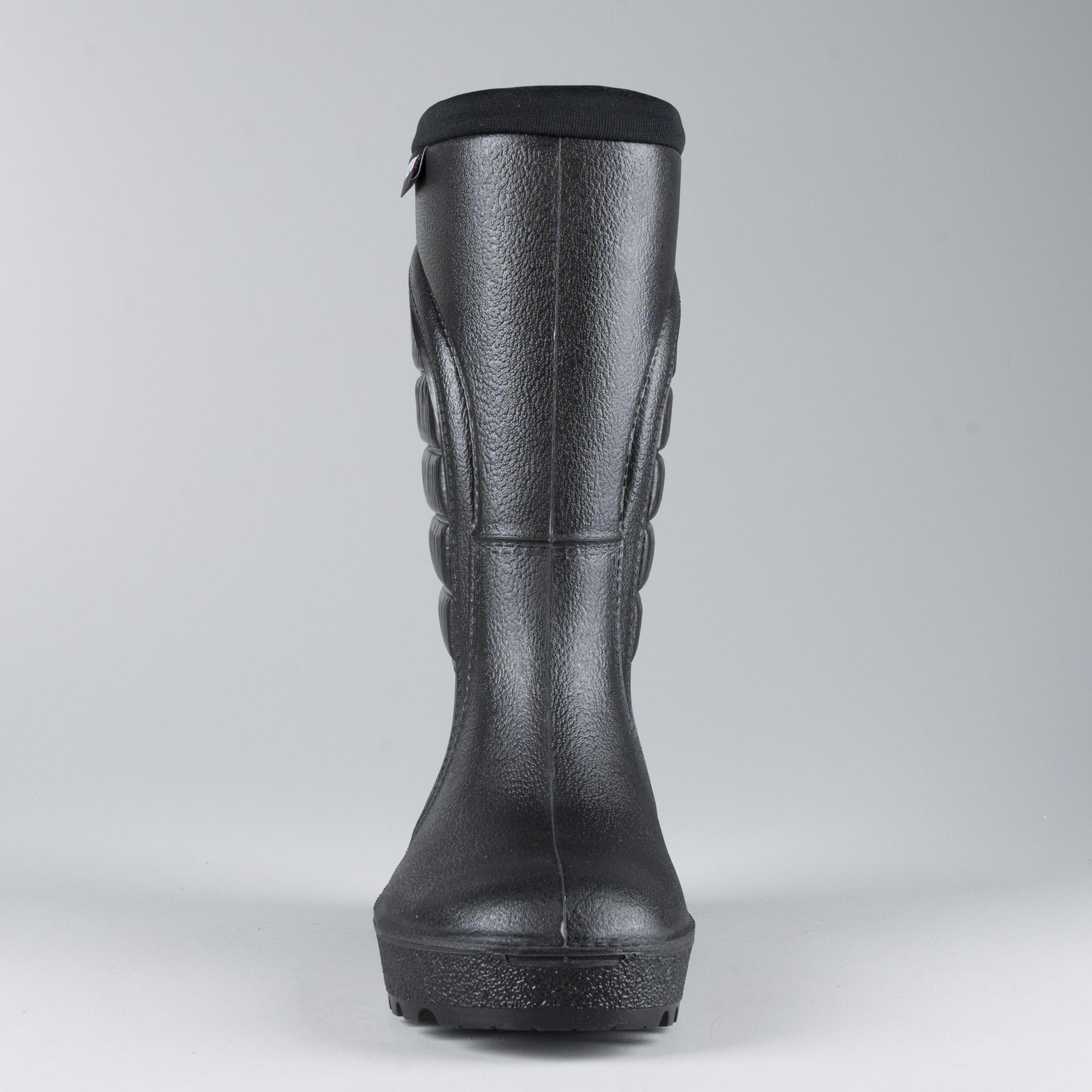 Polyver Premium Safety Boots Black