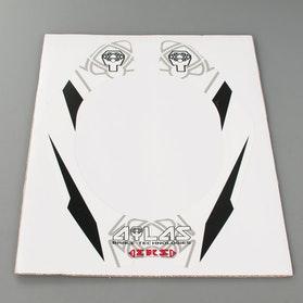 Części zamienne Atlas Original Graphic Kit biały