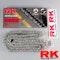 Łańcuch RK 530 GXW XW-ring