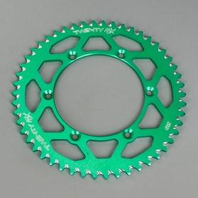 Zębatka tylna Twenty, zielona