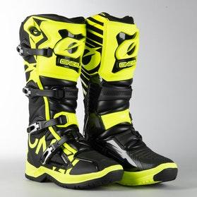 Buty Cross O'Neal RMX Czarno-Neonowo-Żółte