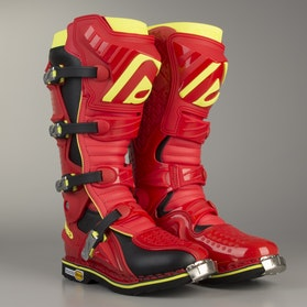 Acerbis X-Move 2.0 Boots Red-Yellow