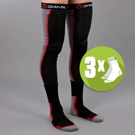 24MX Race Long Socks 3-pairs