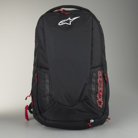 Alpinestars City Hunter Backpack Black-Red
