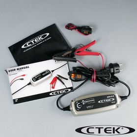 CTEK MXS 5.0 maintenance and charger
