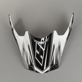 HJC RPHA X Silverbolt MC5 Helmet Shield Black-Red