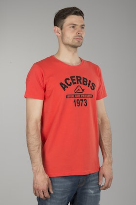 Acerbis Race College T-Shirt Red
