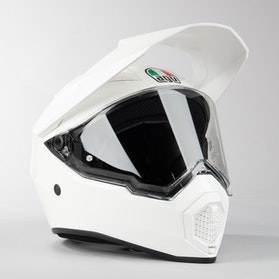 AGV AX9  Adventure Helmet white