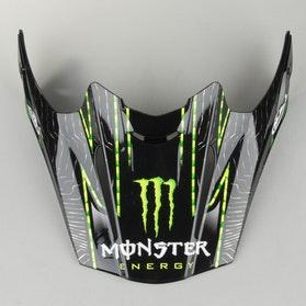 Kšilt helmy HJC RPHA X Nate ADAM models Monster MC5