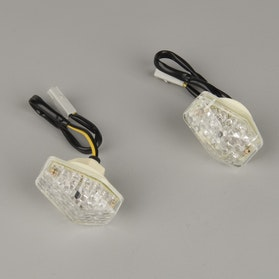 Booster Tube LED Indicators