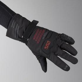 Rękawice IXS Sumba Czarny Kobieta