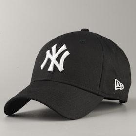 Czapka z Daszkiem New Era 940 League Basic New York Yankees Czarna