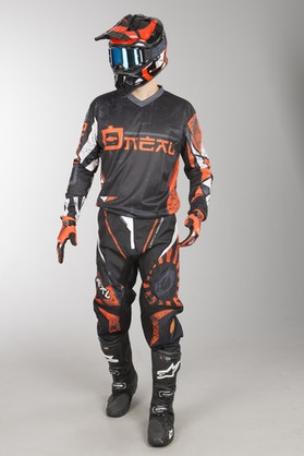 O'Neal Element Zen MX Clothing Kit Orange
