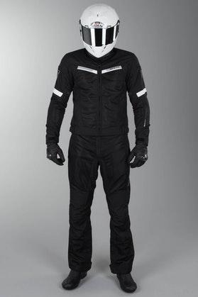 MC-Oblečení Revit Airwave 2 Černá-Bílá