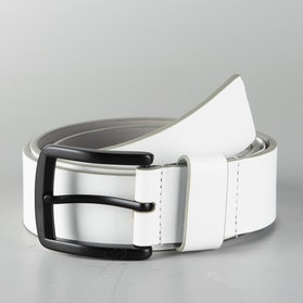Fox Core Belt White