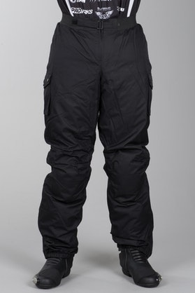 IXS Hero EVO Rain Trouser Black