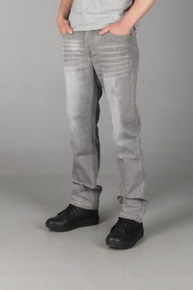 Kalhoty Brandit Jake Denim No.3 Šedá