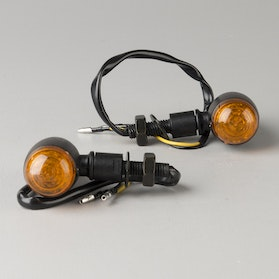 Snell Custom V2 LED-Indicators - Black