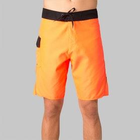 Spodenki Fox Overhead Neonowo-Pomarańczowe