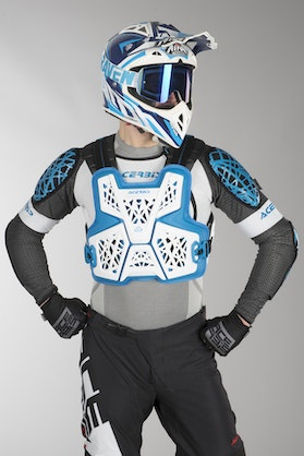 Acerbis Galaxy Complete Protection Top