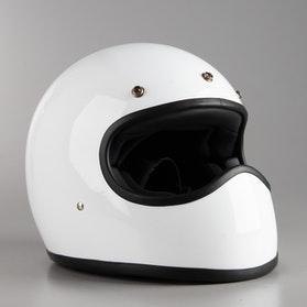 Kask DMD Racer Biały