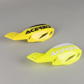 Acerbis Uniko Vented Handguards Yellow