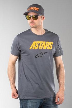 Koszulka Alpinestars Angle Combo Ciemnoszara