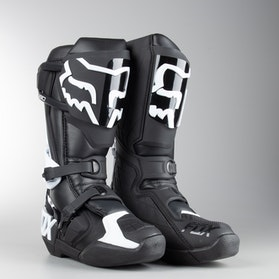 Fox 180 MX Boots Black MX 18